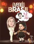 CARICATURAS-AVENIDA BRASIL-CARMINHA E AGATA