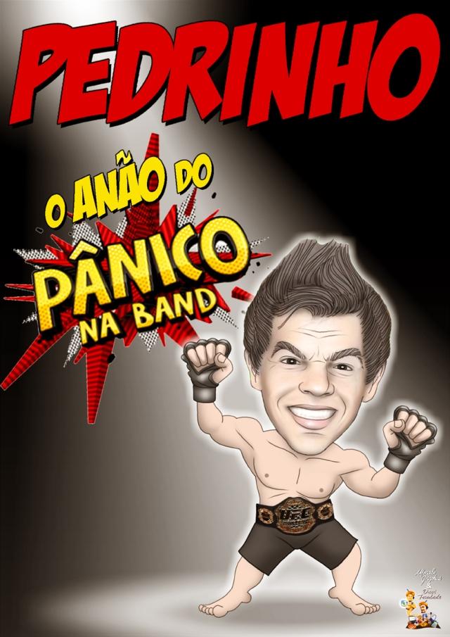CARICATURA-PEDRINHO PÂNICO NA BAND - FINAL-BLACK-REDUX